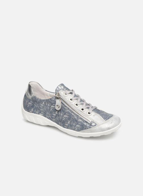 Trainers Remonte Galea R3435 Blue detailed view/ Pair view