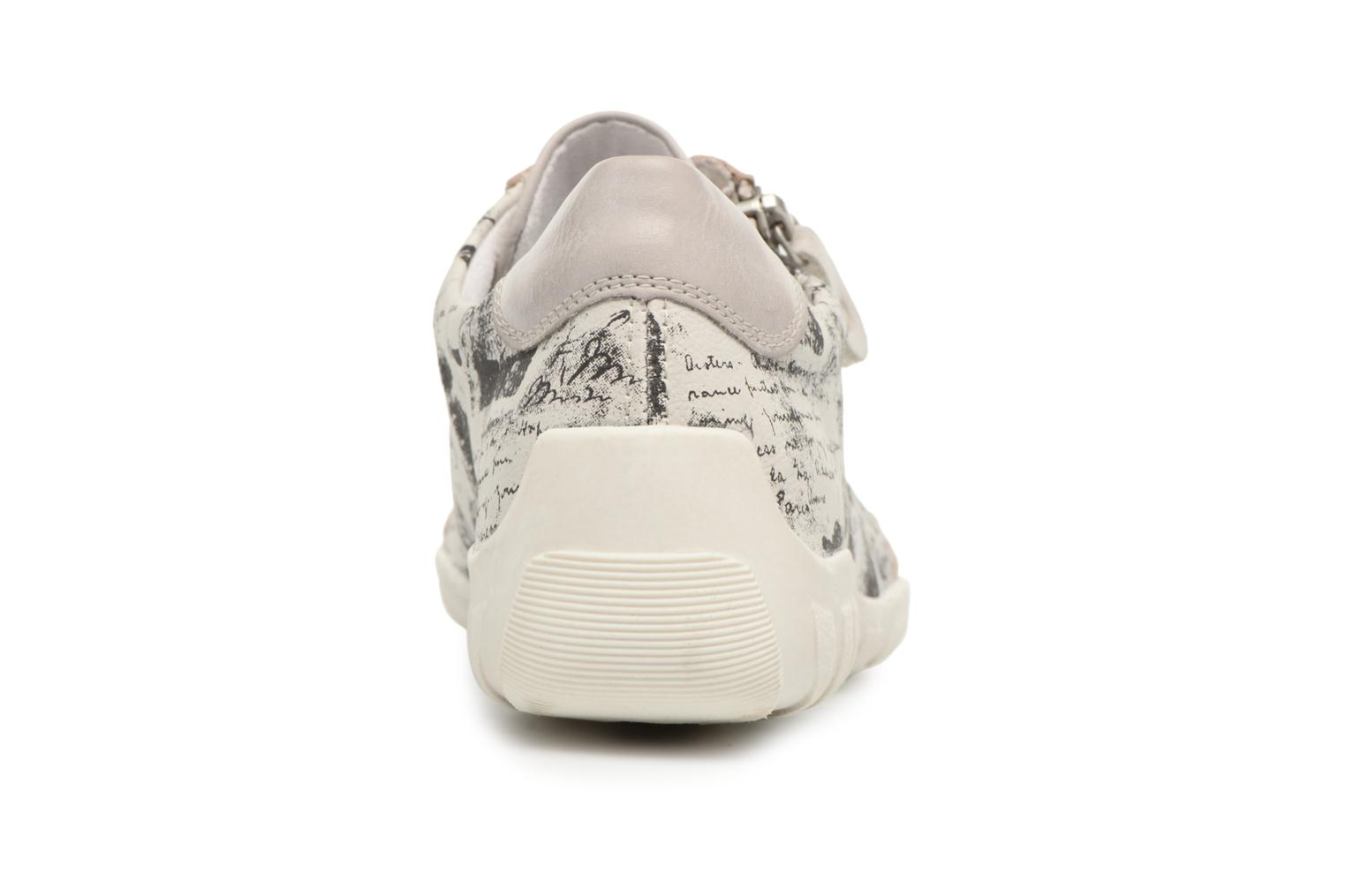 Trainers Remonte Galea R3435 Grey view from the right