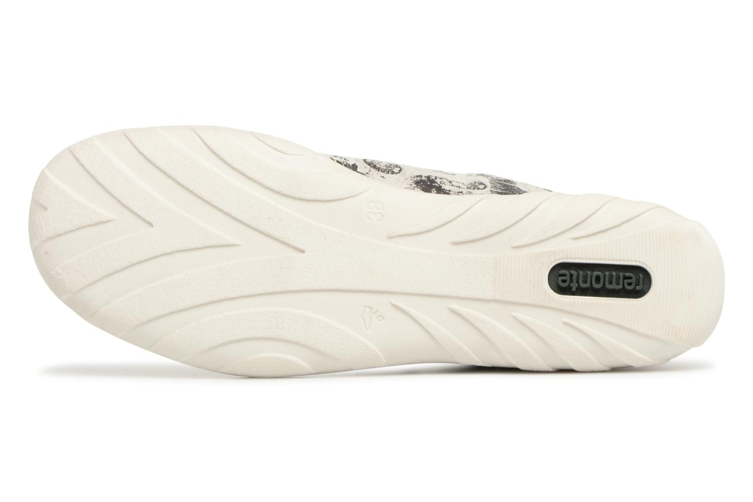 Trainers Remonte Galea R3435 Grey view from above