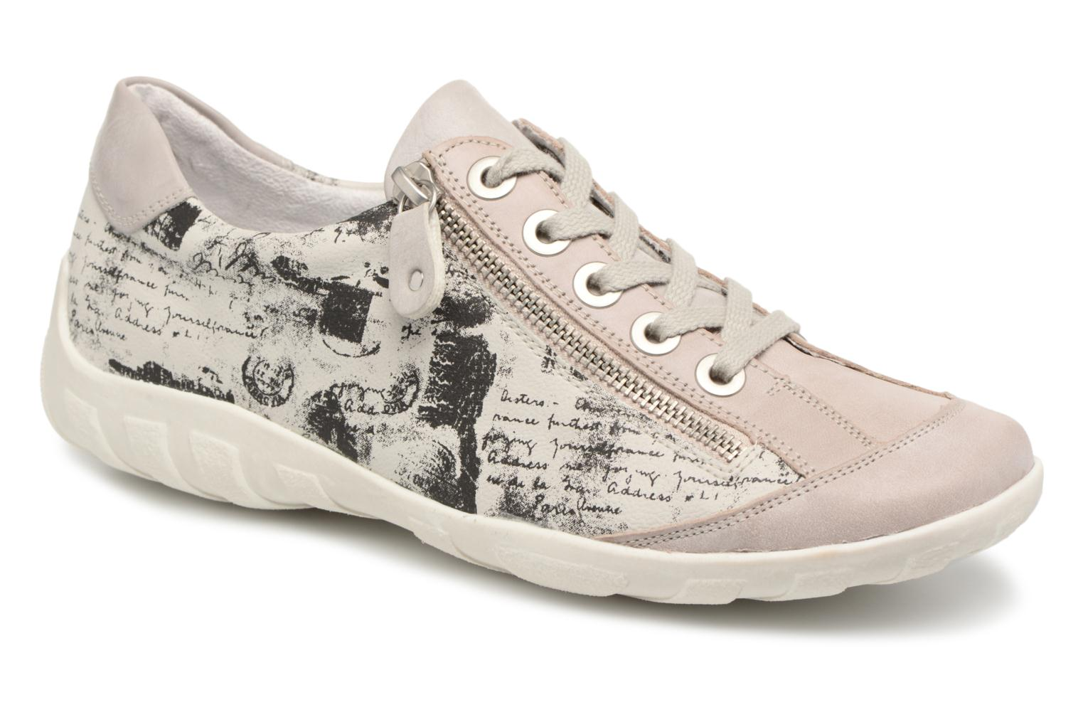 Trainers Remonte Galea R3435 Grey detailed view/ Pair view