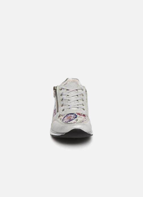 Baskets Remonte Laji R4009 Gris vue portées chaussures