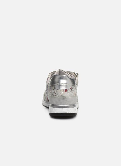 Baskets Remonte Laji R4009 Gris vue droite