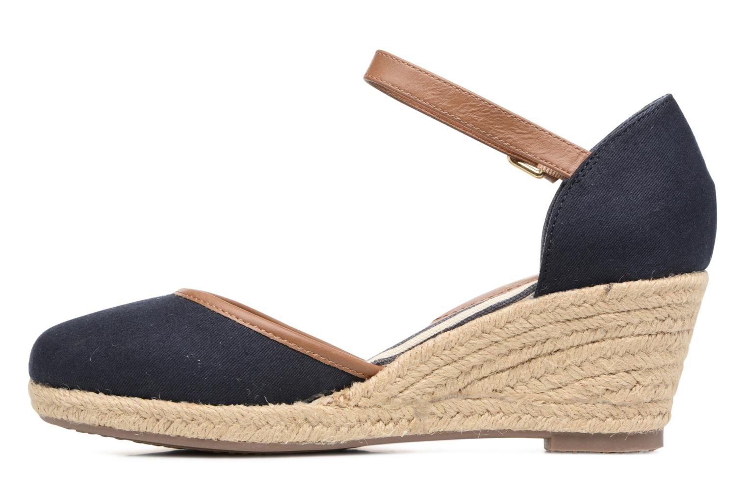 Espadrilles Tom Tailor Prezzano Blue front view