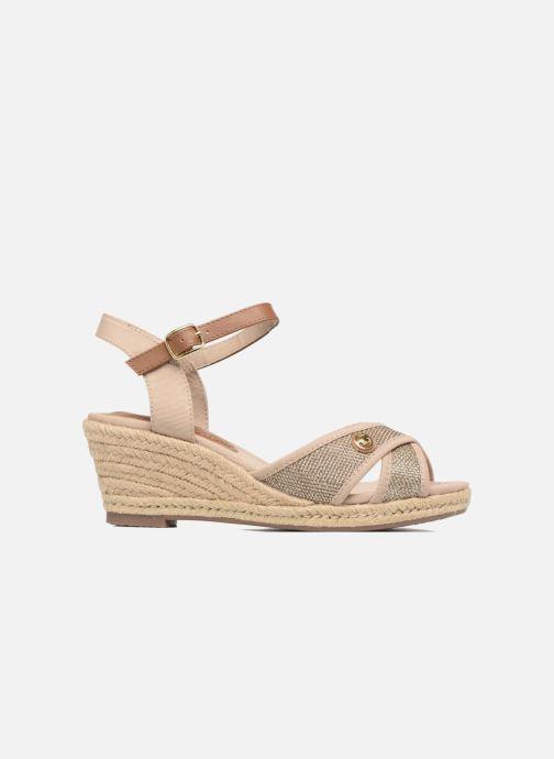 Sandales et nu-pieds Tom Tailor Vulquin Beige vue derrière