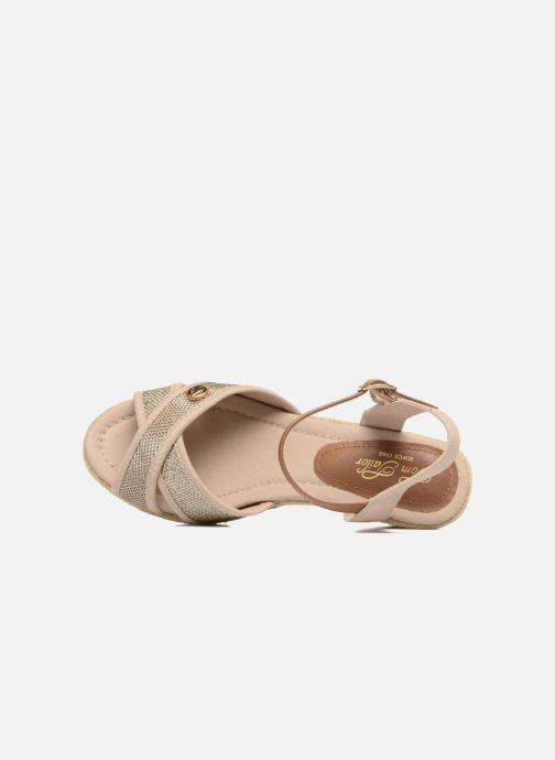 Sandales et nu-pieds Tom Tailor Vulquin Beige vue gauche