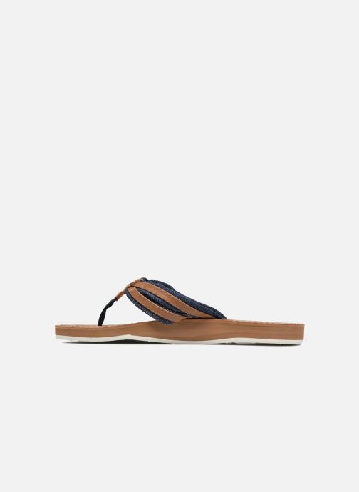 Slippers Tom Tailor Cloudy Bruin voorkant