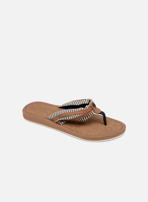Flip flops & klipklapper Tom Tailor Cloudy Blå detaljeret billede af skoene