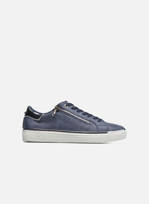 Sneakers Tom Tailor Coolioo Blauw achterkant