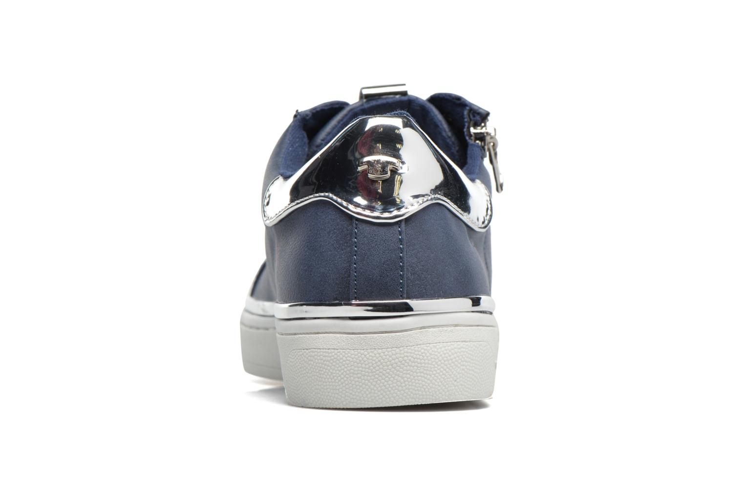 Trainers Tom Tailor Coolioo Blue view from the right