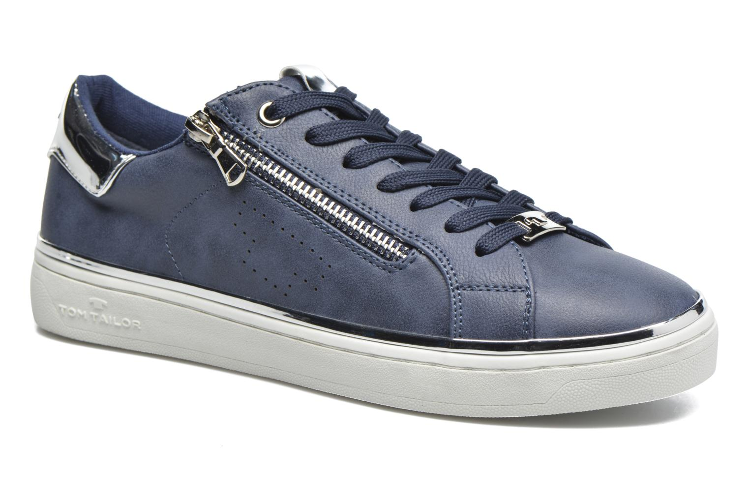 Trainers Tom Tailor Coolioo Blue detailed view/ Pair view