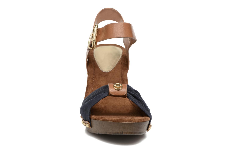 Sandals Tom Tailor Monica Blue model view
