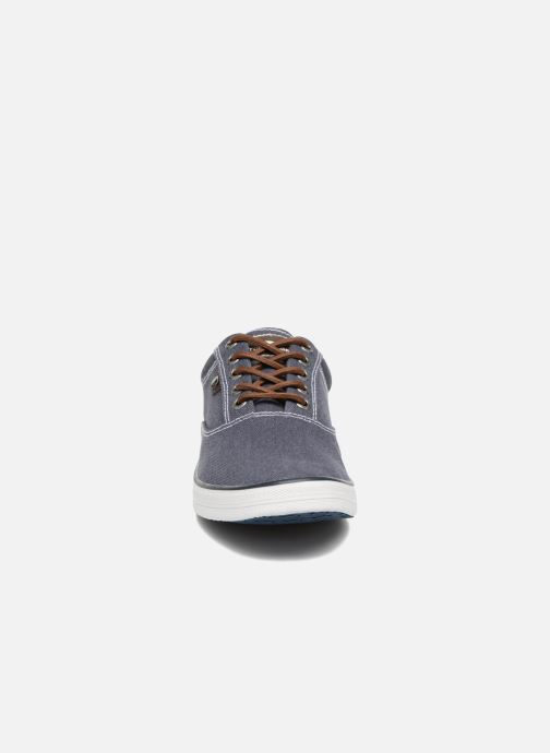 Trainers Tom Tailor Even Blue model view