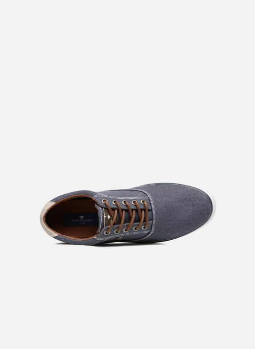 Trainers Tom Tailor Even Blue view from the left