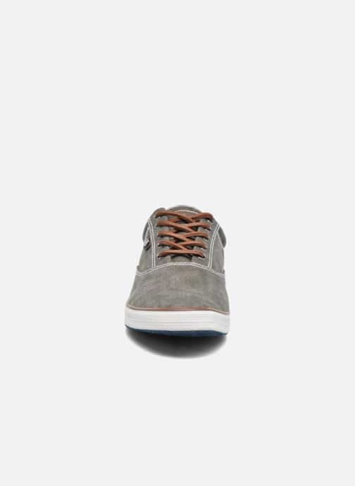 Trainers Tom Tailor Belmonte Grey model view