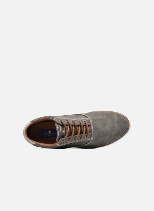 Trainers Tom Tailor Belmonte Grey view from the left