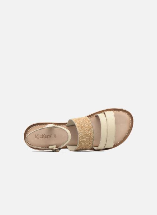 Kickers Divatte (beige) - Sandalen bei Más cómodo cómodo cómodo 9ec312