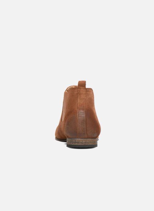 chez 294395 boots et Gazette Bottines Sarenza Marron Kickers qFHTPwxpq
