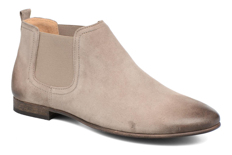 Stiefeletten & Boots Kickers Gazette beige detaillierte ansicht/modell