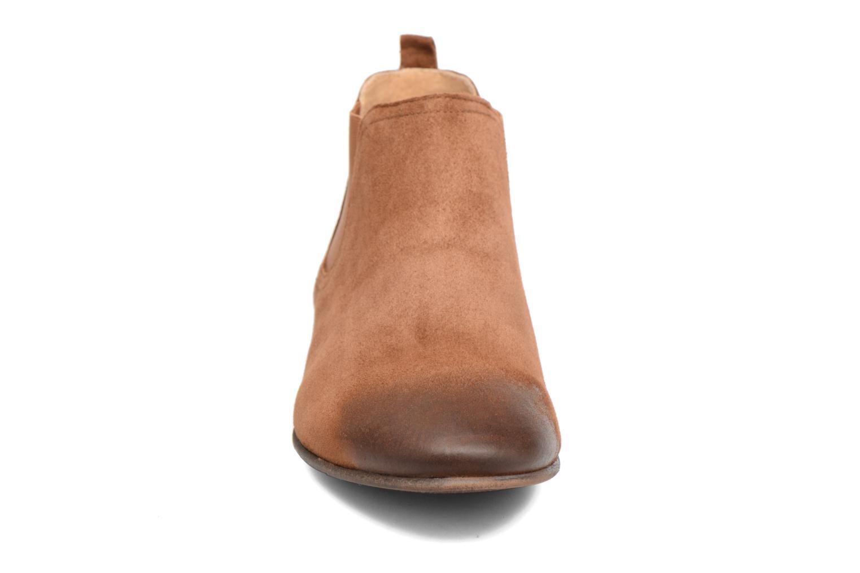 Ankelstøvler Kickers Gazette Brun se skoene på
