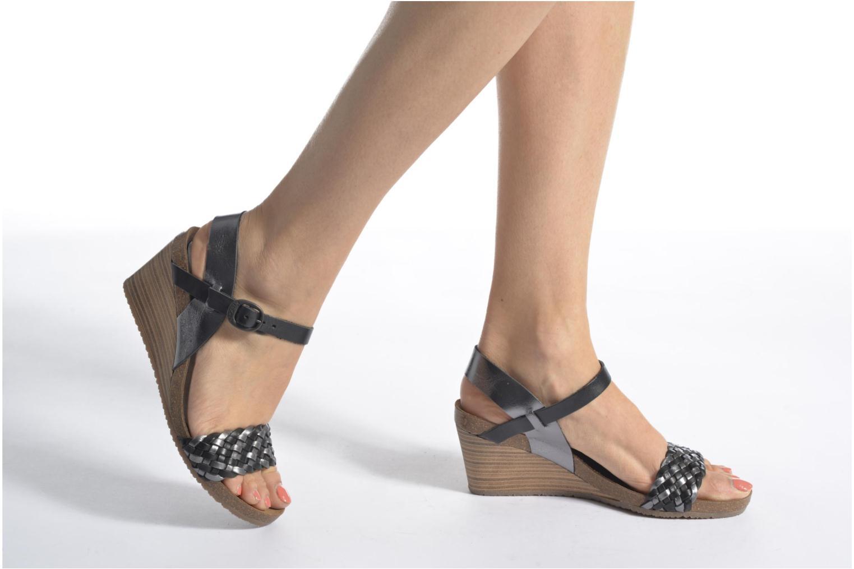 Sandaler Kickers Splendid Grå bild från under