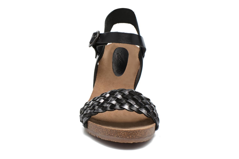 Sandaler Kickers Splendid Grå bild av skorna på