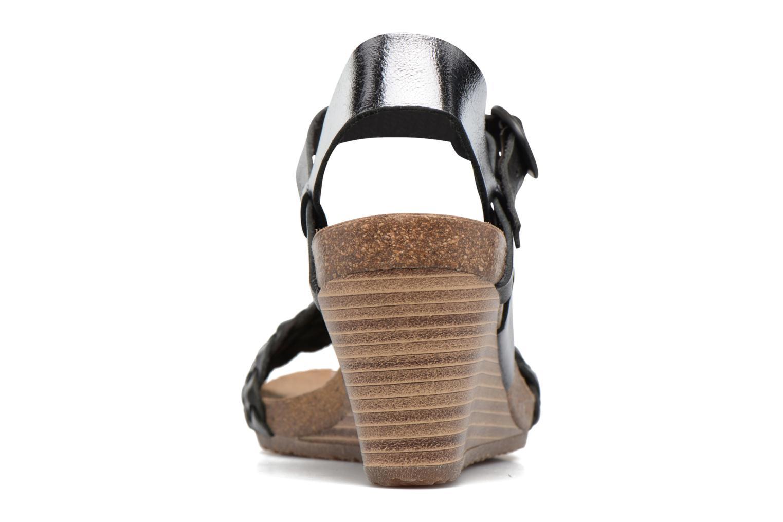 Sandaler Kickers Splendid Grå Bild från höger sidan