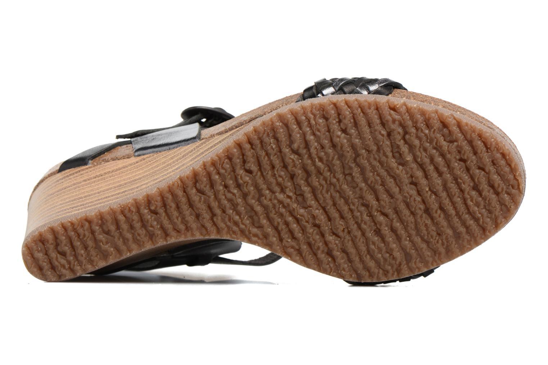 Sandaler Kickers Splendid Grå bild från ovan