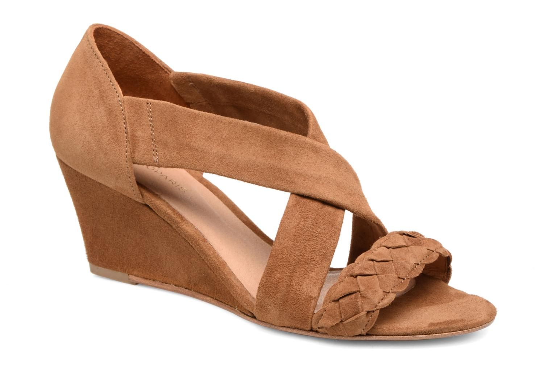 Sandali e scarpe aperte COSMOPARIS Vika/Tre Marrone vedi dettaglio/paio