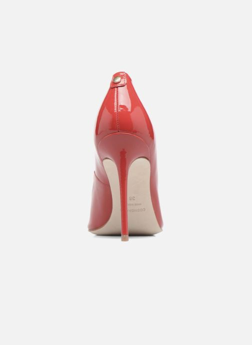 High heels COSMOPARIS Vaena/Ver Red view from the right