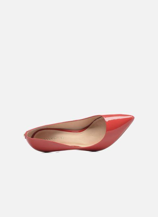 High heels COSMOPARIS Vaena/Ver Red view from the left