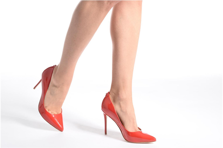 Zapatos de tacón COSMOPARIS Vaena/Ver Rojo vista de abajo