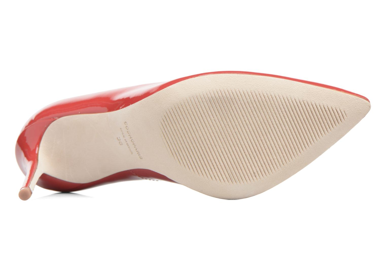 High heels COSMOPARIS Vaena/Ver Red view from above