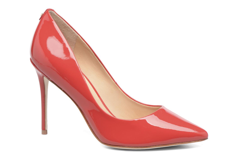High heels COSMOPARIS Vaena/Ver Red detailed view/ Pair view