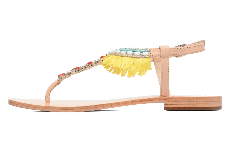 Sandales et nu-pieds COSMOPARIS Kania Multicolore vue face