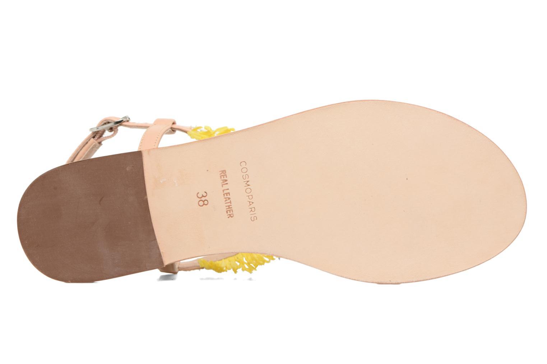 Sandales et nu-pieds COSMOPARIS Kania Multicolore vue haut