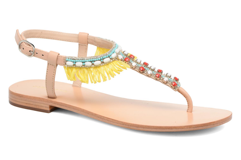 Sandales et nu-pieds COSMOPARIS Kania Multicolore vue détail/paire