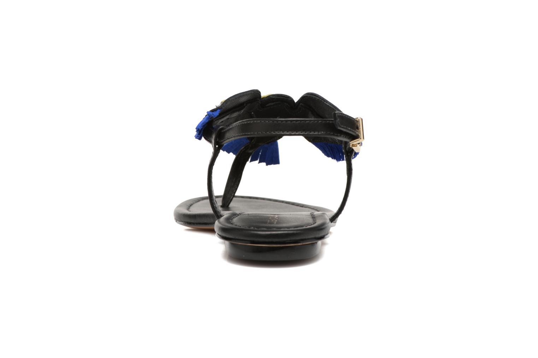 Sandales et nu-pieds COSMOPARIS Jing Noir vue droite