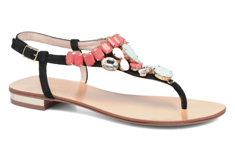 Sandaler COSMOPARIS Hania/Nub Multi detaljeret billede af skoene