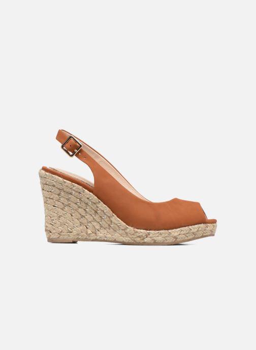pieds marron Chez Et Cosmoparis Sandales Lany Nu ZHqBFX