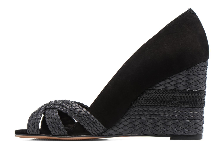 High heels COSMOPARIS Avimi Black front view