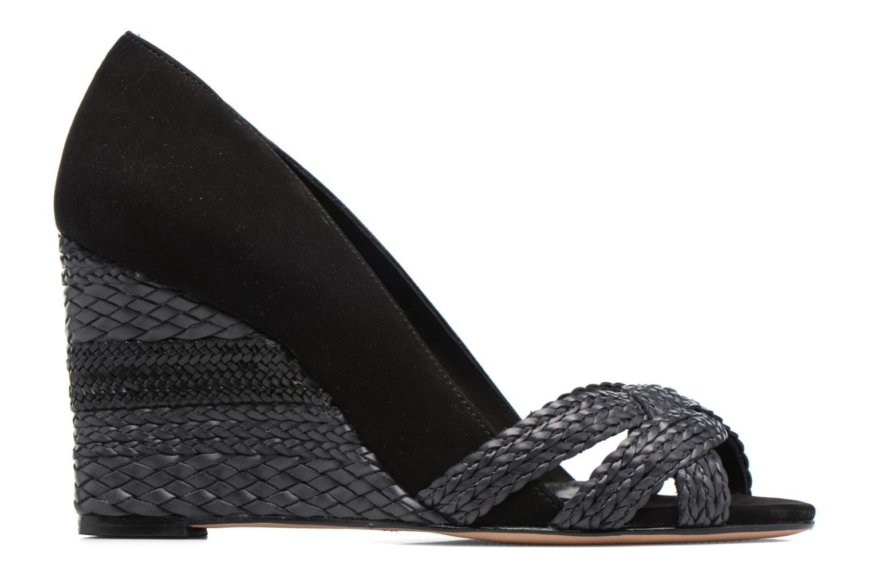 High heels COSMOPARIS Avimi Black back view