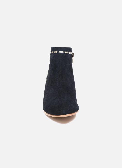 Bottines et boots COSMOPARIS Fenoa/Vel Bleu vue portées chaussures