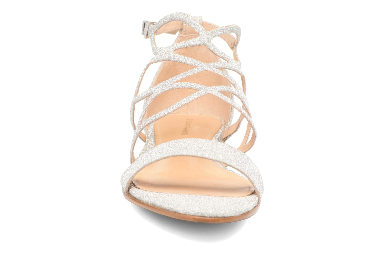 Sandali e scarpe aperte COSMOPARIS Alinoa/Diam Argento modello indossato