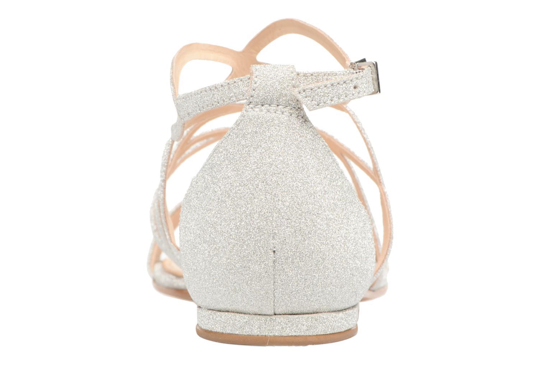 Sandali e scarpe aperte COSMOPARIS Alinoa/Diam Argento immagine destra