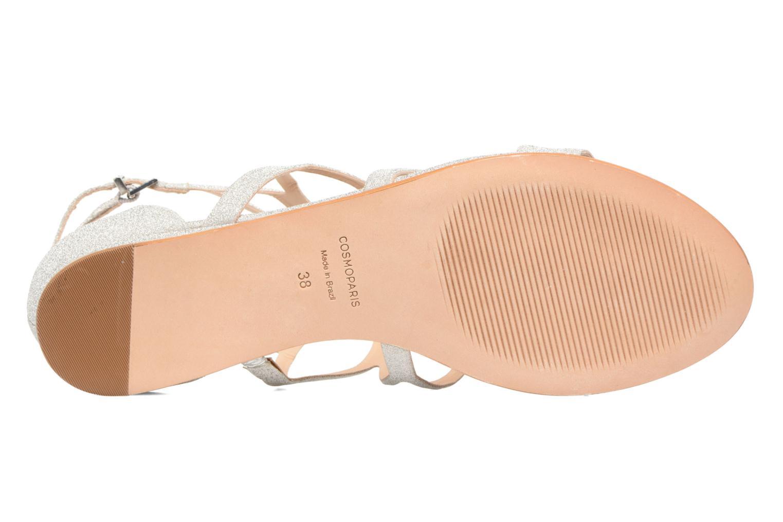Sandali e scarpe aperte COSMOPARIS Alinoa/Diam Argento immagine dall'alto
