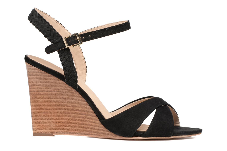 Sandales et nu-pieds COSMOPARIS Jopia/Nub Noir vue derrière