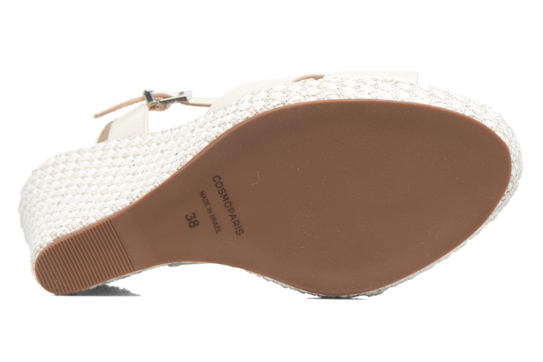 Sandals COSMOPARIS Jadi/Mar Beige view from above