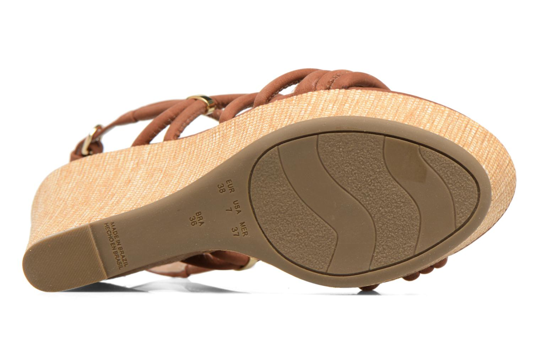 Sandaler COSMOPARIS Carminin/Nub Brun se foroven