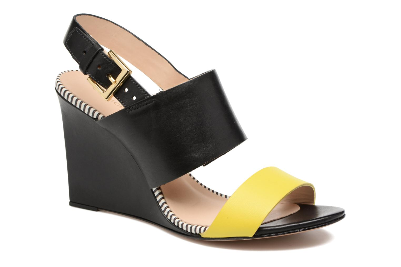 Sandali e scarpe aperte COSMOPARIS Jaka/Nub Nero vedi dettaglio/paio