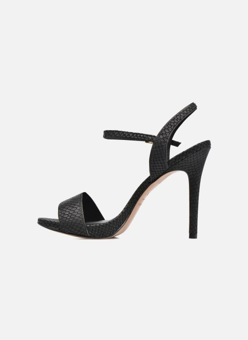 Sandalen COSMOPARIS Jadia/Pyt Zwart voorkant